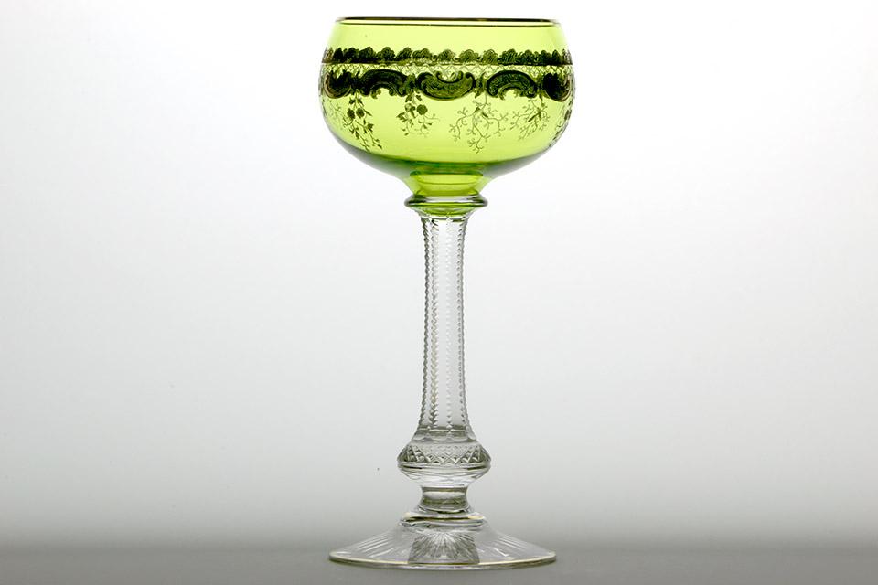 サンルイ マスネ シャルトリューズ ワイングラス170mm 355