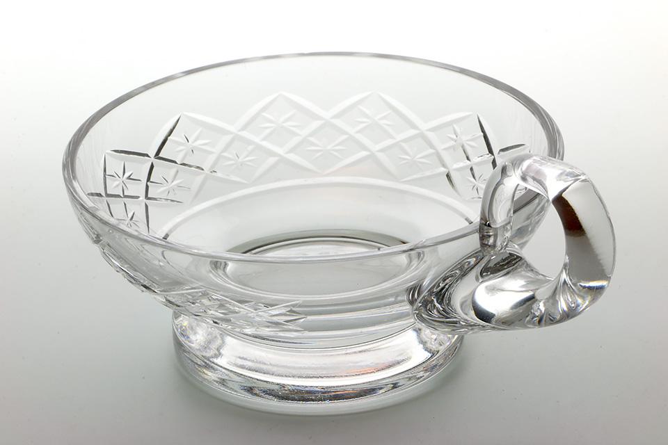サンルイ/カットガラスカップ 1757