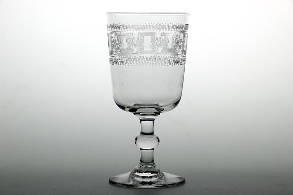 バカラ シランドリーク グラヴィールワイングラス 116mm 514