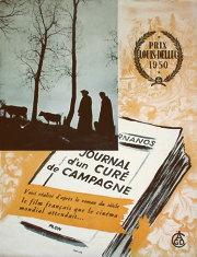 田舎司祭の日記 1951年 ロベール・ブレッソン監督