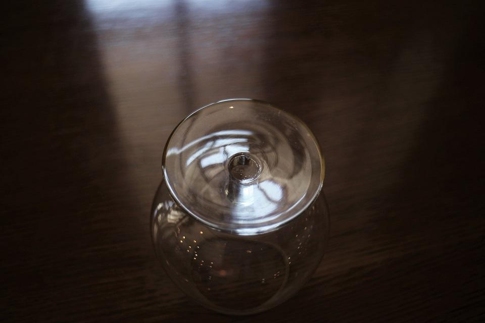 サンルイ 金彩 ナポレオン コニャックグラス 5405