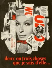 彼女について私が知っている二、三の事柄 1966年 ジャン・リュック・ゴダール監督