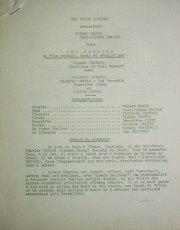 いとこ同志 1959年 クロード・シャブロル監督