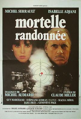 死への逃避行 1983年 クロード・ミレール監督
