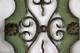 フランス ペインテッドアイアン2灯式ウォールランプ 1350