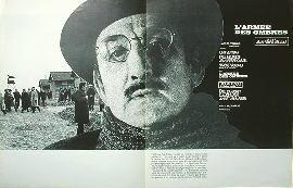 影の軍隊 1969年 ジャン・ピエール・メルヴィル監督