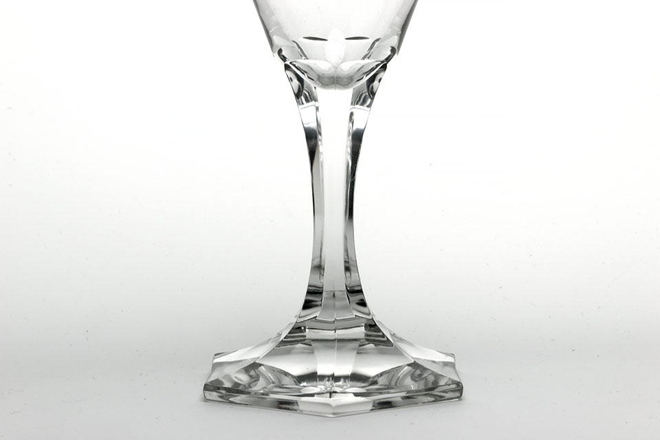 モーゼル 金彩ワイングラス 296-1