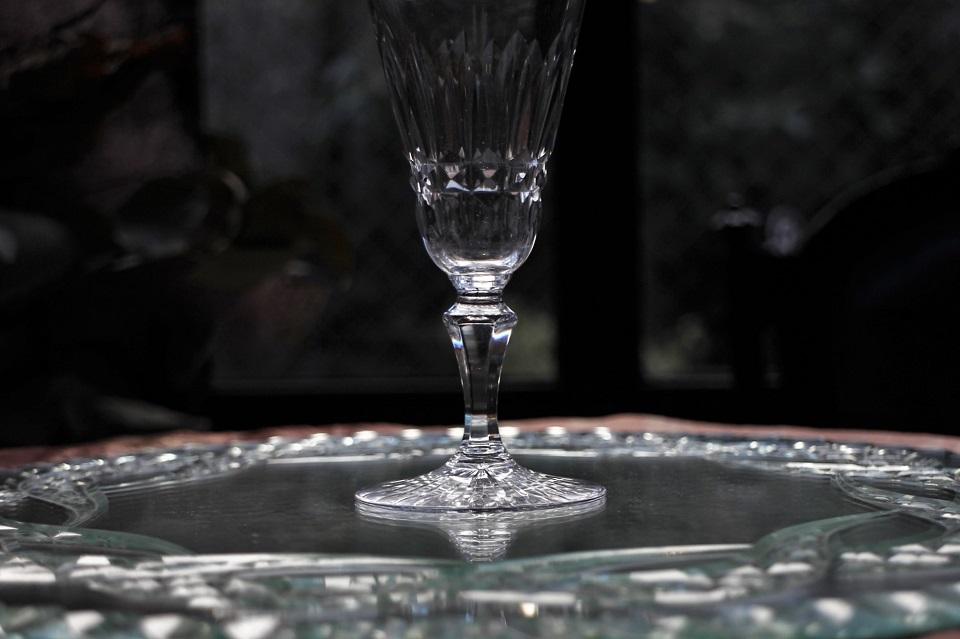 バカラ バッキンガム シャンパングラス 16.4cm 5148