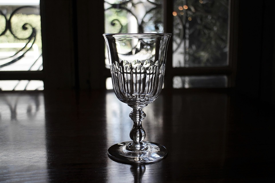 バカラ ショルンヌ Chaulnes ワイングラス 152mm 5379