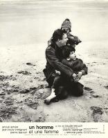 男と女 1966年 クロード・ルルーシュ監督