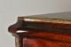 美しいインレイのディスプレイキャビネット 4695