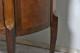 マーブルトップ マホガ二ーサイドテーブル 4589