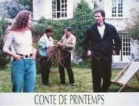 春のソナタ 1989年 エリック・ロメール監督