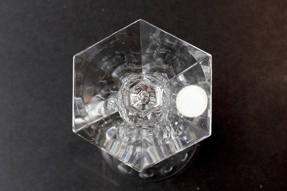 ヴァルサンランベール クイーンアン リキュールグラス 2148