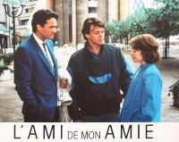 友だちの恋人 1987年 エリック・ロメール監督