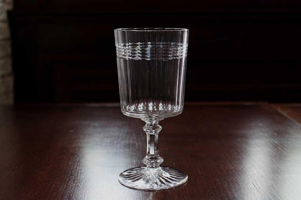フレンチ ワイングラス 1839