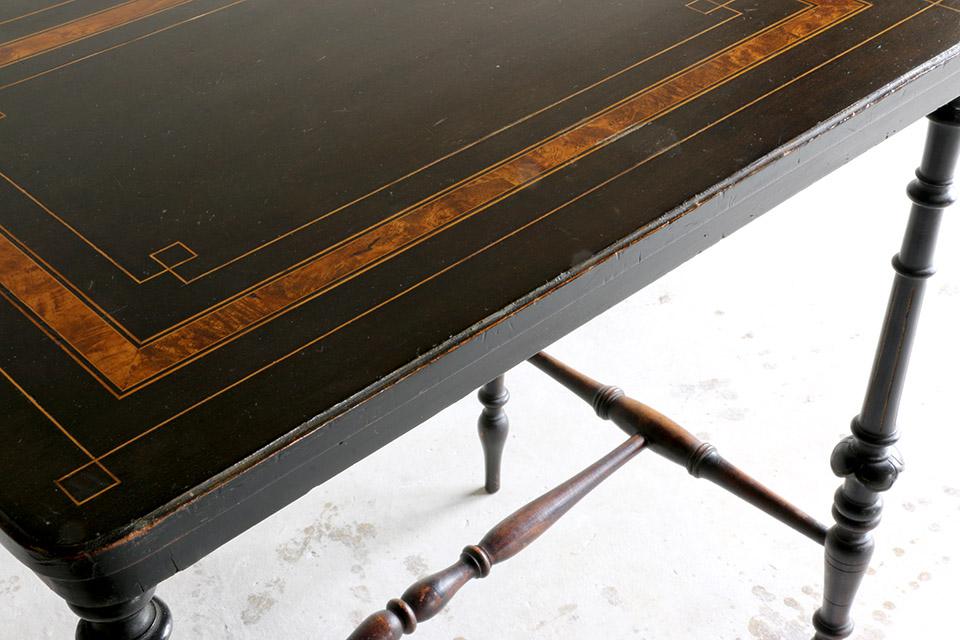 ナポレオン�世様式 サイドテーブル  587