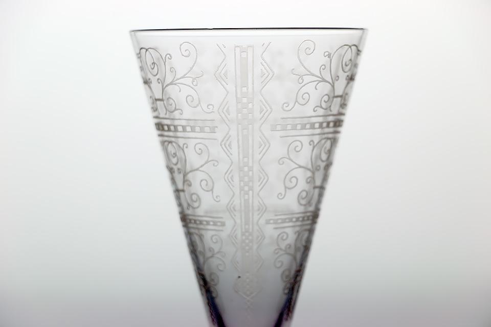 バカラ リド ワイングラス 96mm 2596