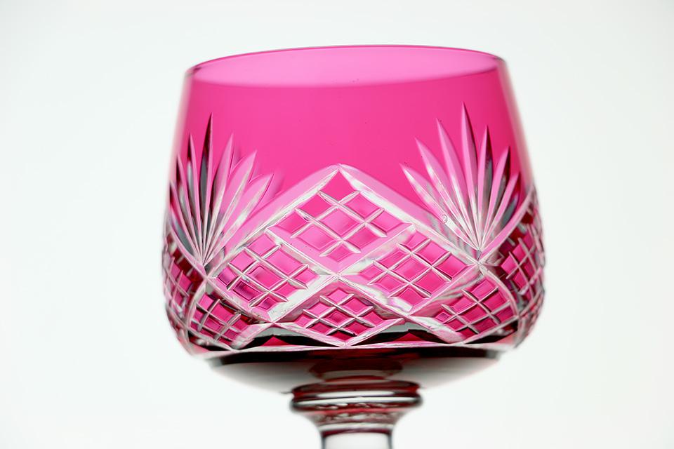 バカラ キャビネットワイングラス 200mm 314