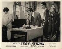 蜜の味 1961年 トニー・リチャードソン監督