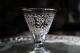バカラ 1916年カタログに掲載されているシルバーオーバーレイのグラス 93mm  5125_5214
