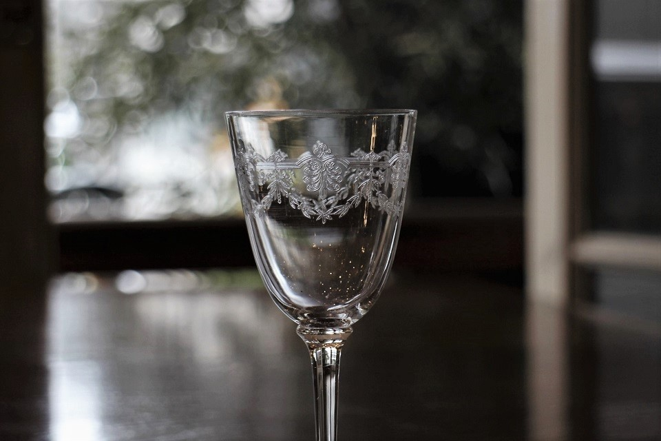 バカラ ボーアルネ ワイングラス 5032