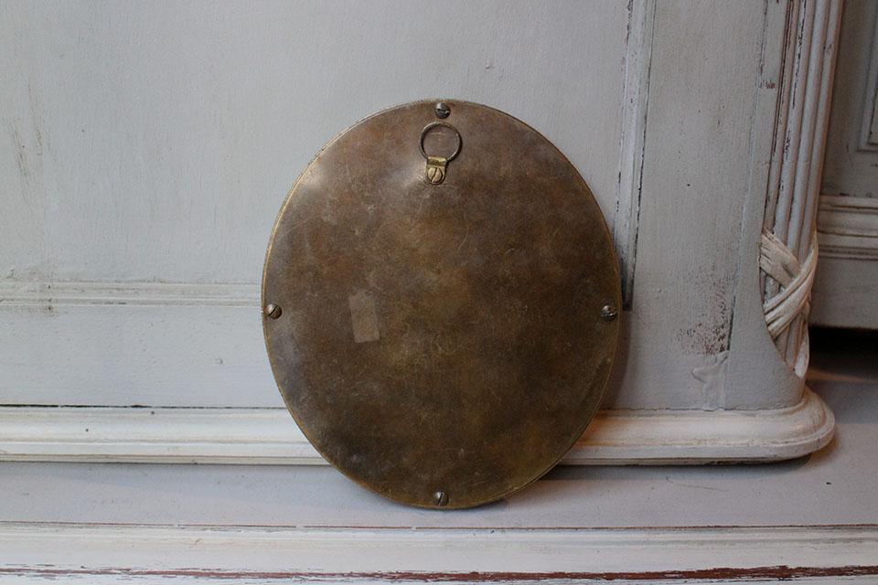 フランス 真鍮フォトフレーム 0798