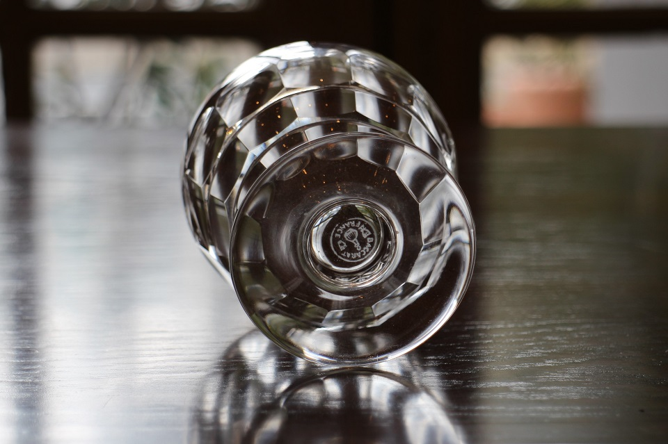 バカラ シャルム  ワイングラス 4540