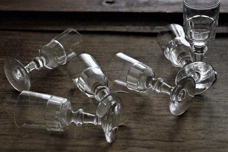 フランス コーディアルグラス 3202