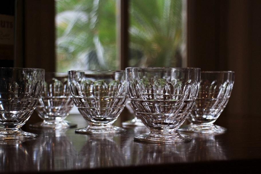 バカラ シャルム  ポートワイングラス 4541