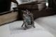 フランス アールヌーボーのとても小さなフォトフレーム 4005