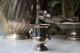 イギリス シェフィールド VINER社 シルバープレーテッド フラワーベース 2454