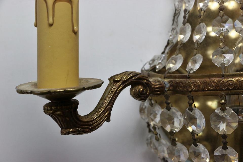 エンパイアスタイル 3灯式ウォールブラケットランプ 4613