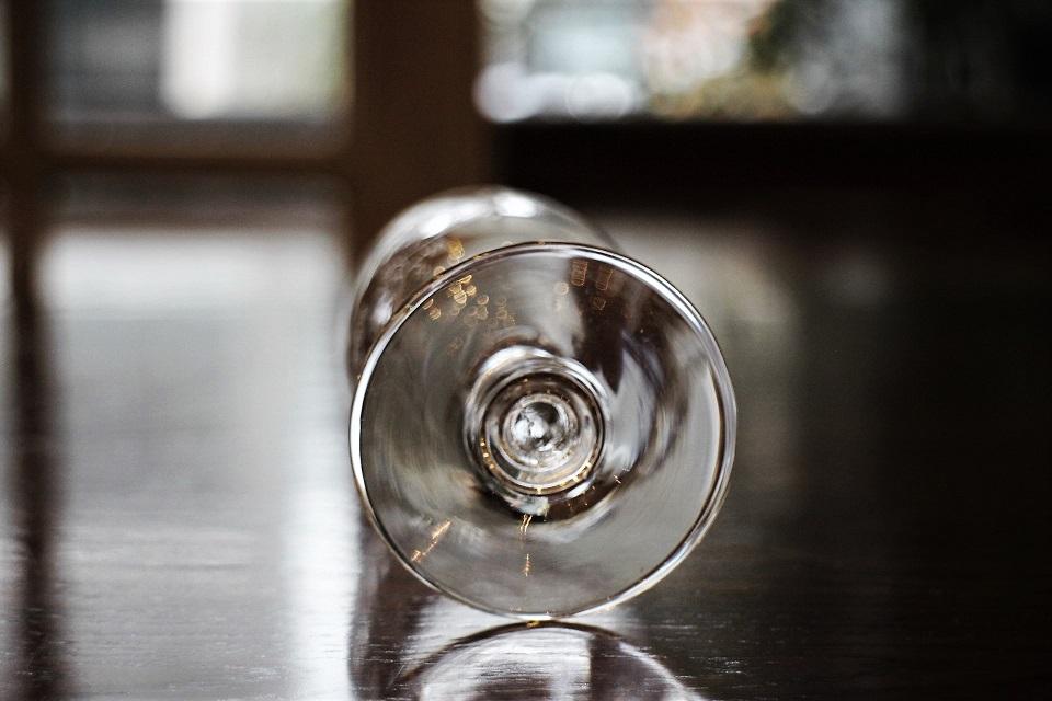 バカラ ミモザ ワイングラス 116mm 5023