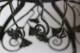 ドーム兄弟 & ルイ・マジョレル 6灯シャンデリア