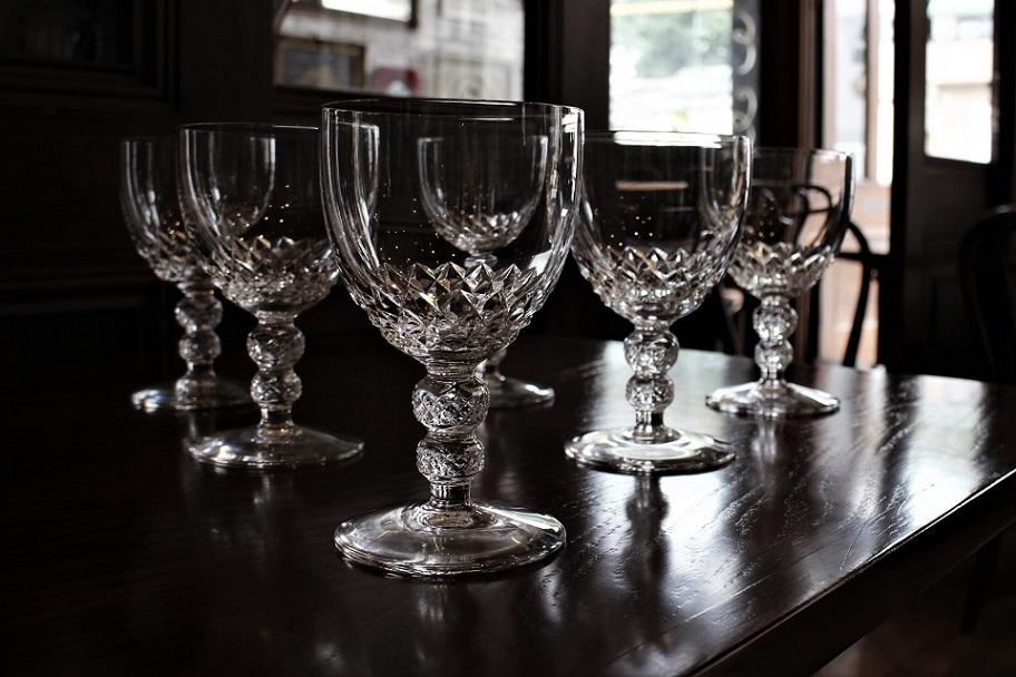 サンルイ オルリー ワイングラス 14cm 4547