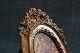 フランス ローズモチーフ 真鍮スタンドフォトフレーム 2009