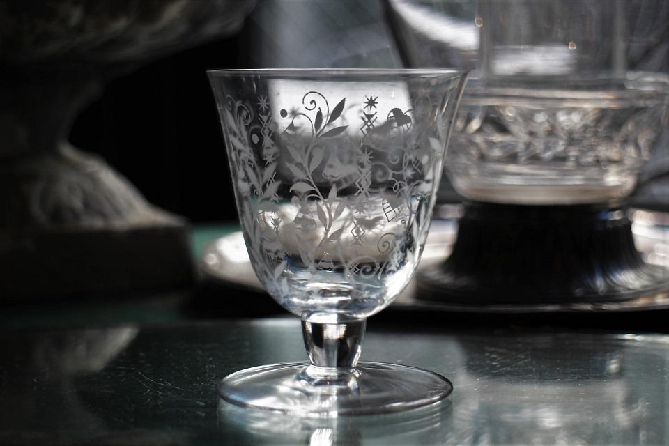 バカラ アルジェンチーナ ワイングラス 78mm 5182