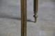 マーブルトップ 真鍮コーヒーテーブル 1286