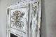 《SALE》 フレンチ シャビーシックなペイントテッドミラー 1386