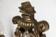 バロック様式 木製ウォールブラケットランプ 4610