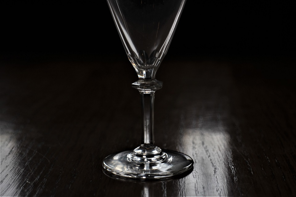 ヴァルサンランベール リキュールグラス 12cm 4117
