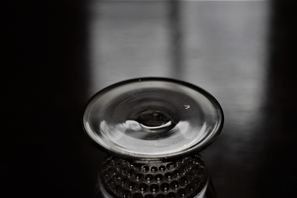 ルネ・ラリック NIPPON グラス 4898
