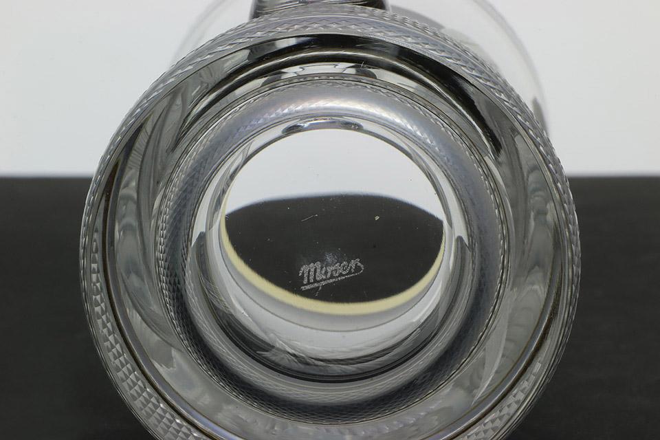 《 SALE 》 モーゼル  ビアグラス・グラヴィエール141mm 927