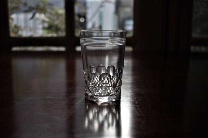 バカラ エカイユフィレ ショットグラス 70mm 4853_5111