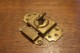 フランス 真鍮鍵 ロック 841