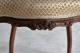 ロココ様式 彫刻が美しいチェア 4515