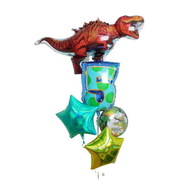 恐竜バルーンブーケ バースデー