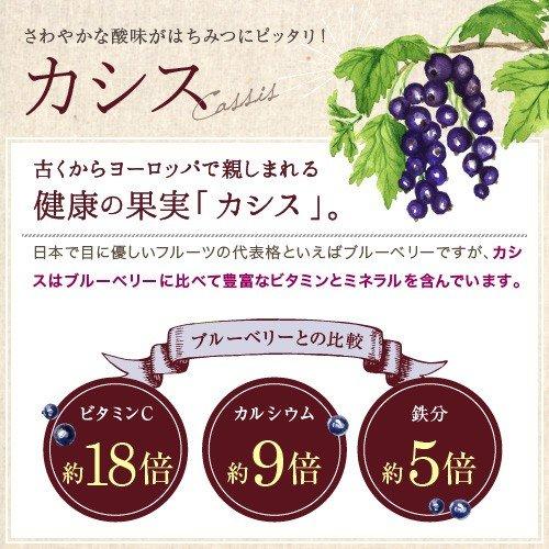 マヌカハニー UMF5+ 250g カシス