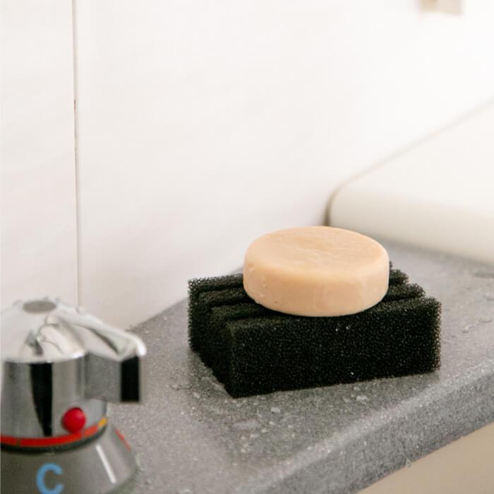 ソープ スタンド (石鹸置き) 四角タイプ
